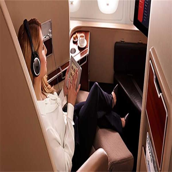 Förstklassigt i luften med Qantas