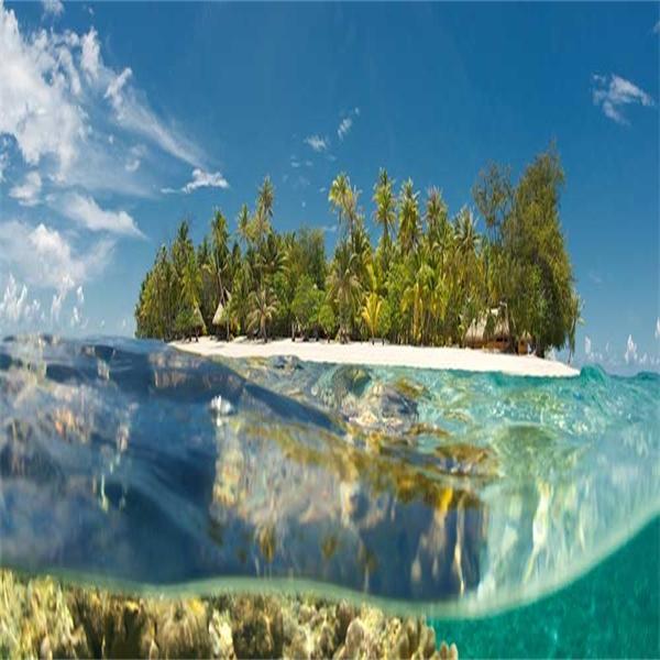Magisk Söderhavsupplevelse på Le Sauvage Private Island