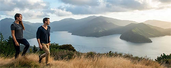 Bucketlist på Nya Zeeland
