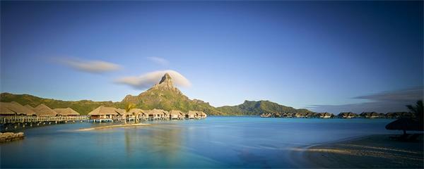 3 undersköna öar i paradiset Tahiti