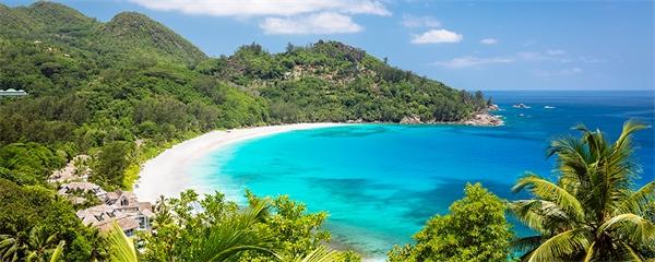 Bortom Seychellernas paradisstränder