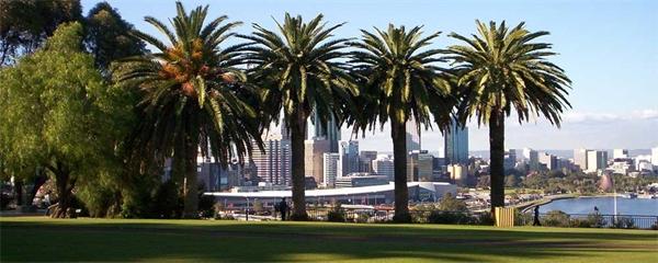 Australiens närmaste stad