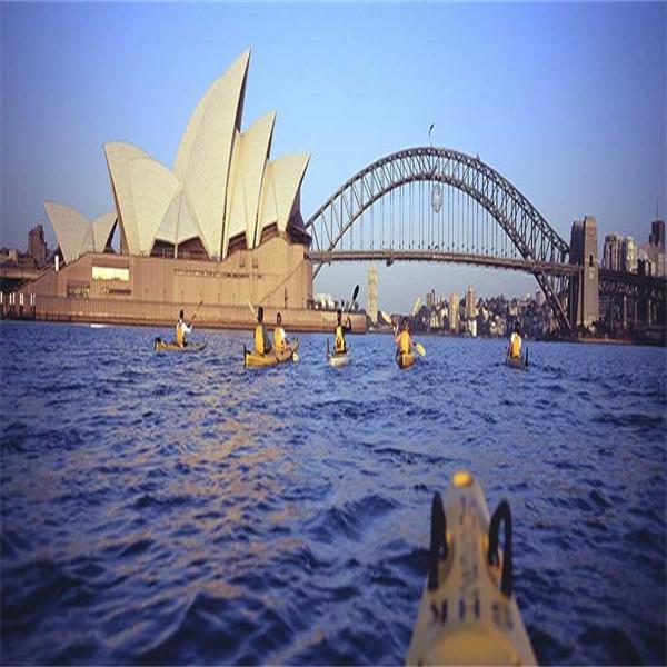 Australiens 10 främsta landmärken