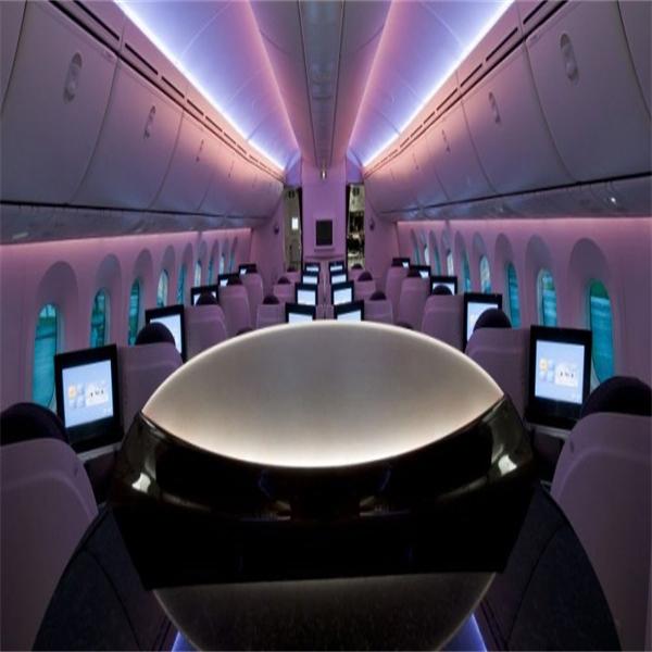Vi har testat Qatar Airways Business Class - bäst i världen!
