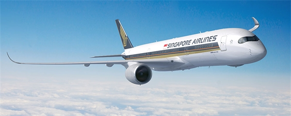 Singapore Airlines toppar listorna!