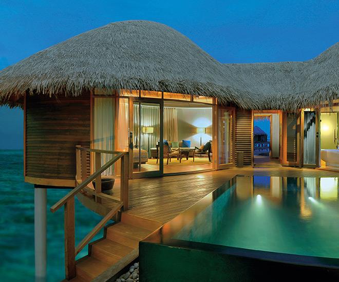 Hotell Constance Halaveli, Maldiverna
