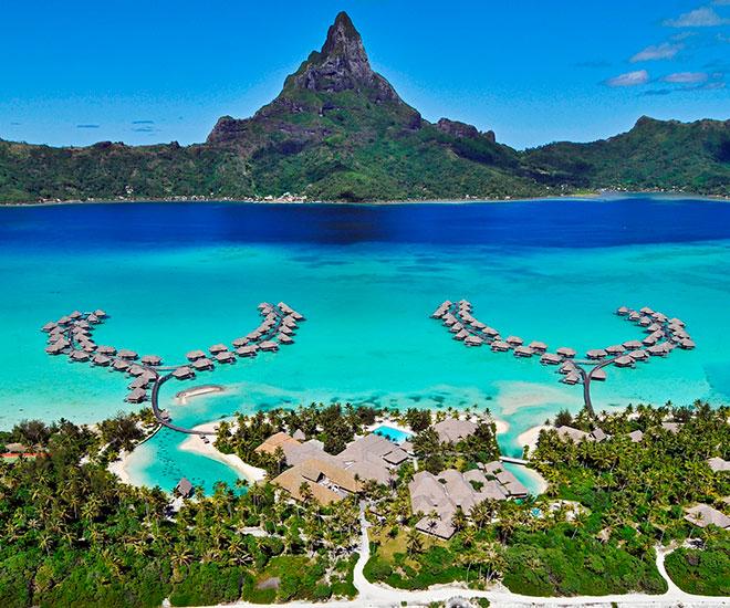 Romantisk Och Exklusiv Resa Till Moorea Bora Bora Tahiti Tour