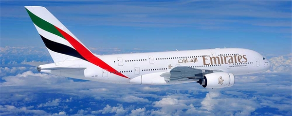Rapport från Emirates Business Class Sydney till Dubai