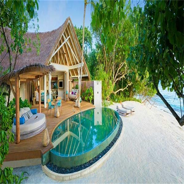 Magnifika Milaidhoo 5*+ på Maldiverna
