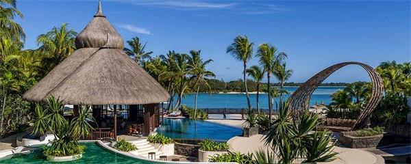 Shangri La Touessrok Resort & Spa - Mauritius nygamla stjärna