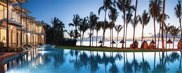 Victoria Beachcomber på Mauritius – passar både vuxna och barn