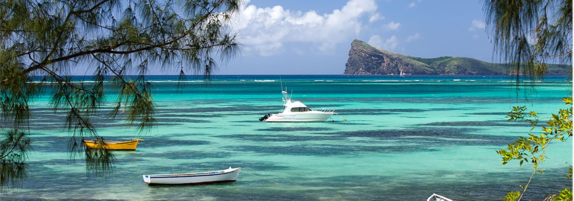 resa till mauritius
