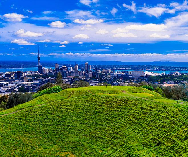 Rundresa Nya Zeeland, Auckland