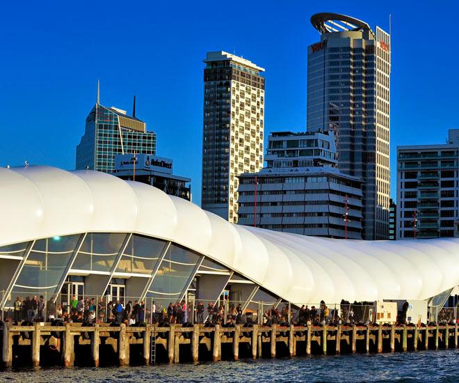 Rundresa Nya Zeeland, The Cloud Queenswarf Auckland