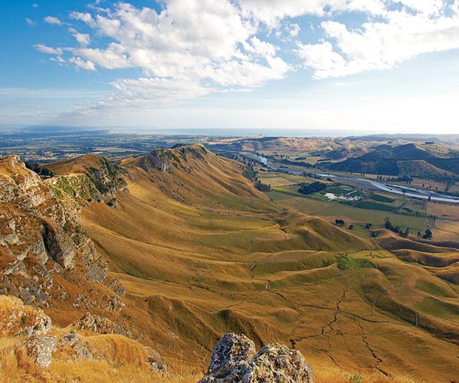Nya Zeeland, Hawke's Bay på Nordön