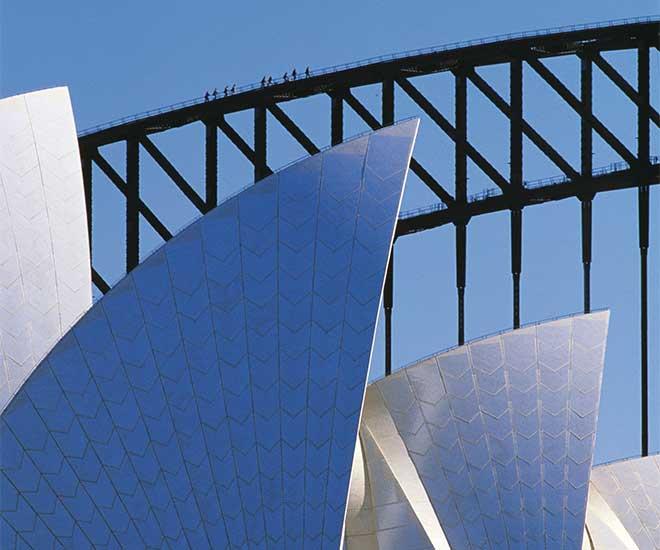 Australien, Sydney Opera House i Sydney